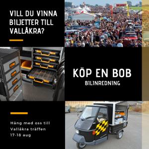 BOB på Vallåkra!