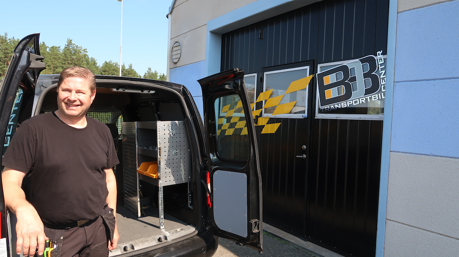 Bob Transportbilscenter i Värnamo - Medarbetare